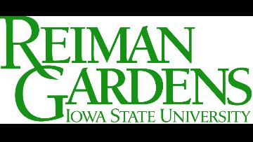 Reiman Gardens, Iowa State University logo