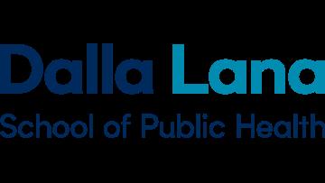 Dalla Lana School of Public Health, University of Toronto logo
